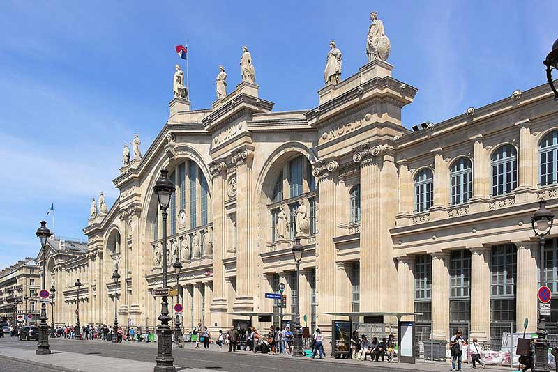 Hotels Near Gare Du Nord Paris France