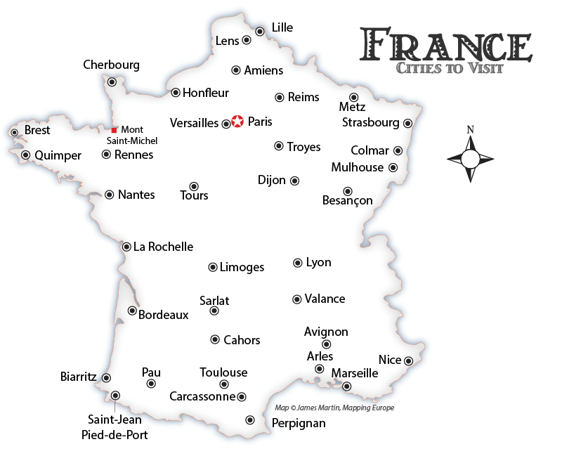 Map Of France Versailles.Versailles Map Versailles France Mapping Europe