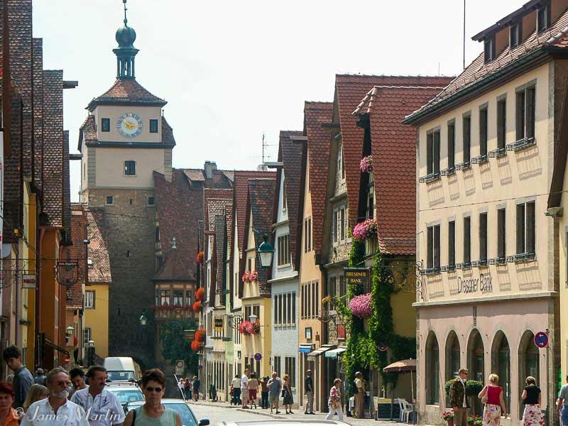 Rothenburg Map Rothenburg Germany Mapping Europe